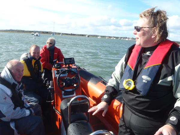 Powerboat Level 1 & 2: Any weekday Tues/Wed throughout the Winter
